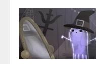 Ini alasan Google pilih hantu Jinx untuk Doodle rayakan Halloween