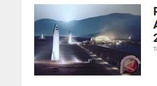 Pusat ruang angkasa pertama Australia mulai luncurkan roket 2018