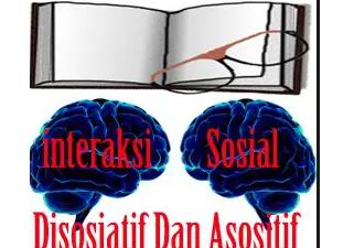 Asosiatif dan disosiatif adalah: definisi, bentuk, faktor