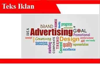 Jenis teks iklan: definisi, struktur, aturan, dan contoh